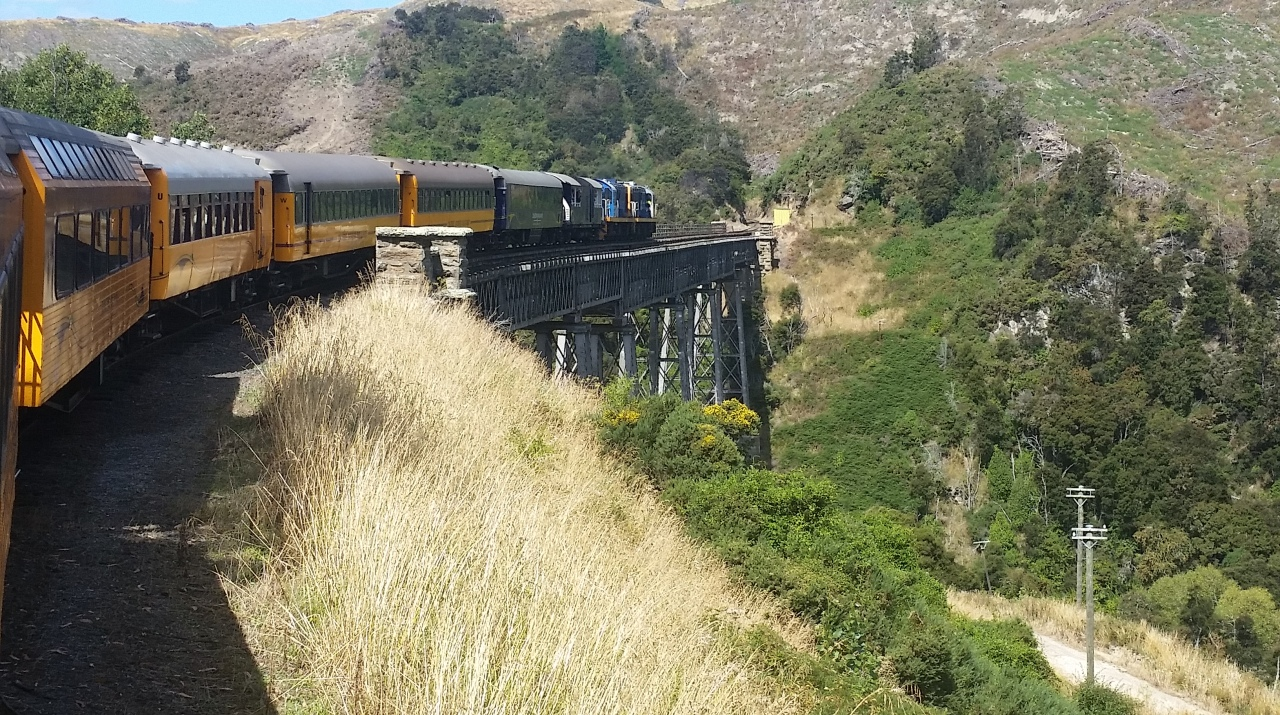 Day 35: Middlemarch toDunedin