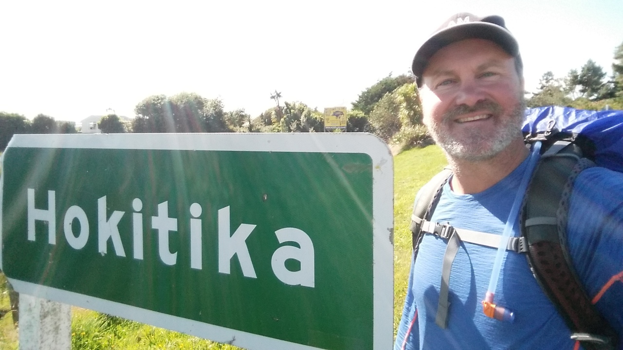 Day 57: Ross to Hokitika