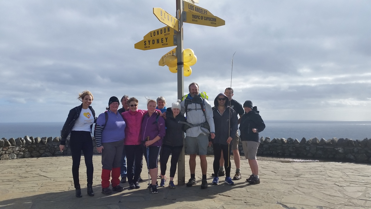 Day 153: Arrival at Cape Reinga