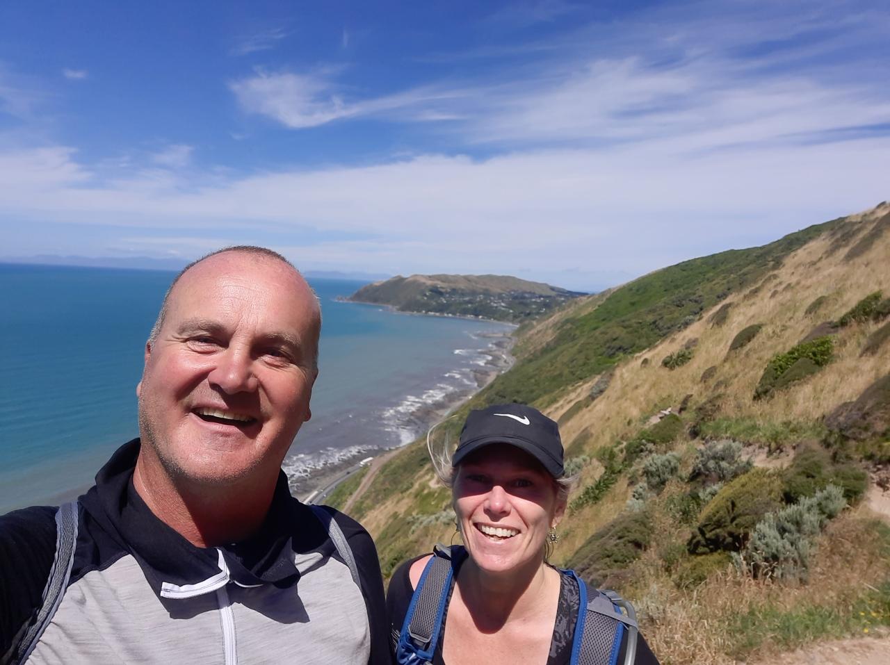 Escarpment Track – Paekakariki toPorirua